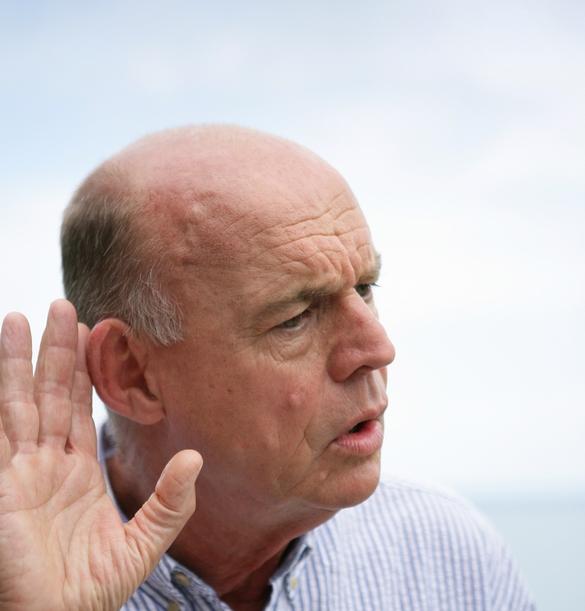 Avec l'âge, notre capacité à bien entendre diminue ©Phovoir