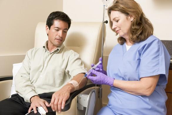 Avant le développement de ces nouveaux traitements, la chimiothérapie était, avec la radiothérapie et la chirurgie, la seule option thérapeutique contre le cancer. ©Phovoir