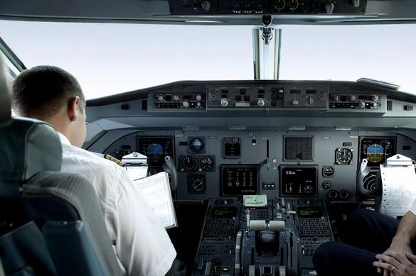 Les pilotes de ligne seraient particulièrement exposés au risque de cancer de la peau. Phovoir