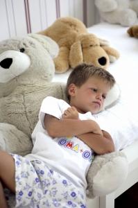 Les MICI touchent de plus en plus les enfants. ©Phovoir