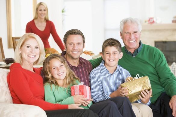 10% des Français voient Noël comme une corvée. ©Phovoir