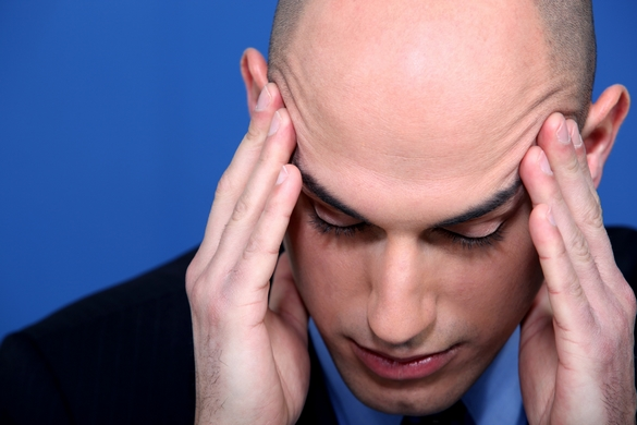 Les Français manquent d'information en matière de santé mentale. ©Phovoir