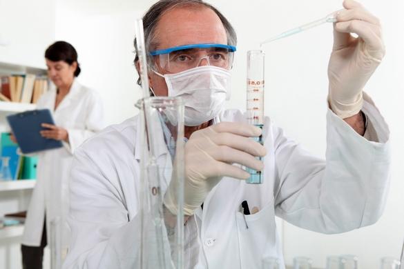 A la recherche des origines des souches multirésistantes de la tuberculose. ©Phovoir