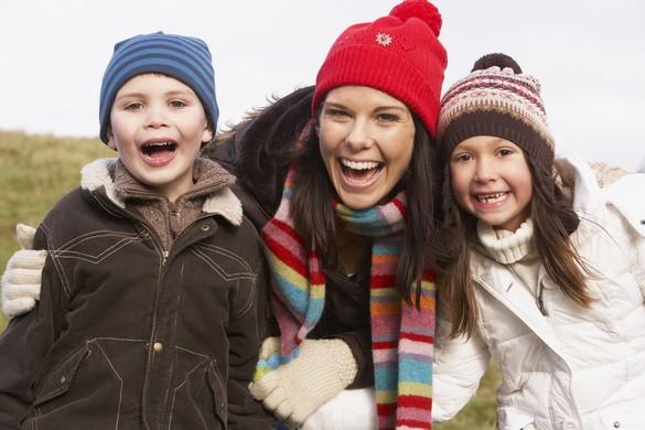 L'organisme sait se protéger du froid mais vous pouvez l'y aider en portant un bonnet. ©Phovoir