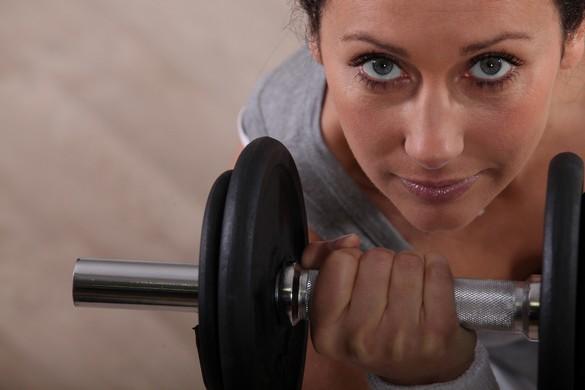 Le crossfit est une méthode de musculation intensive. ©Phovoir
