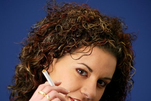 Pour arrêter de fumer, la motivation de l'appât du gain semble faire ses preuves. ©Phovoir