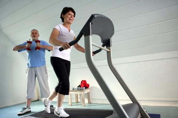 La pratique d'une activité physique au moins 30 minutes par jour, retentit sur l'ensemble de notre santé. ©Phovoir