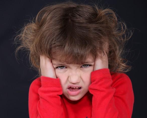3.5 à 5.6 % des enfants scolarisés souffriraient de TDAH en France. ©Phovoir