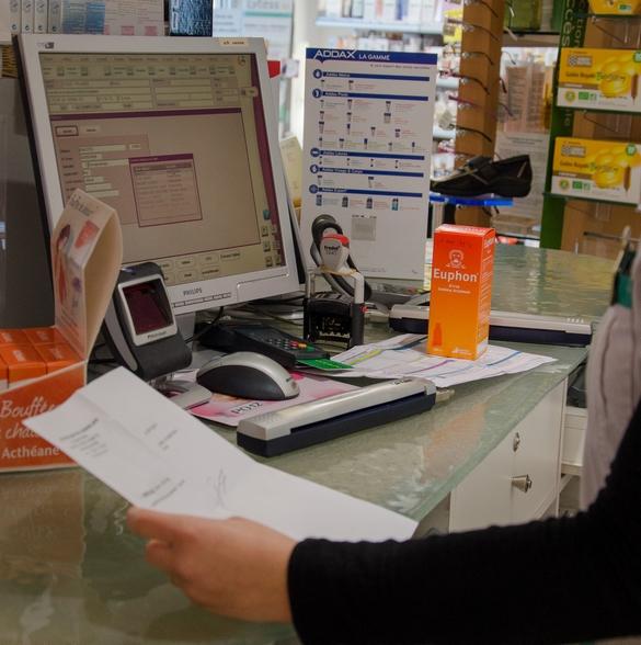 Grâce à la prescription en DCI, plus de problème à l'étranger ©Nathalie Shelton