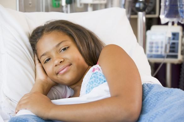 Les décès chez les enfants atteints de drépanocytose ont diminué  au cours des dernières décennies ©Phovoir