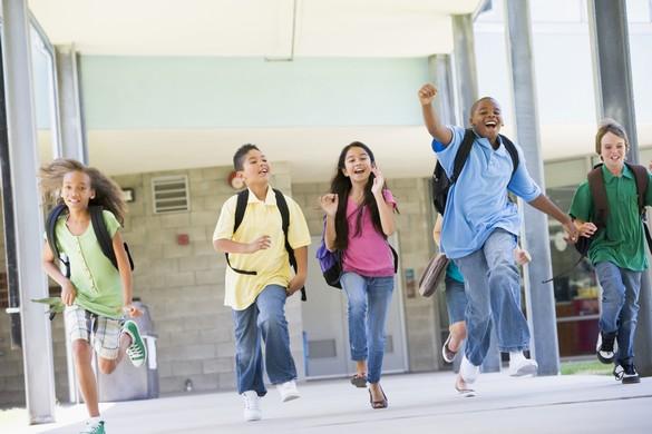 Pour nos enfants, 60 minutes d'activités physiques par jour sont recommandées.©Phovoir