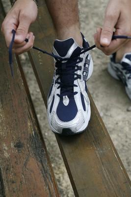 Prêt pour une séance de rétro-running ? ©Phovoir