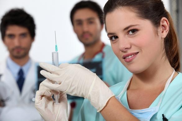 Certains vaccins chez les nourrissons sont obligatoires. ©Phovoir