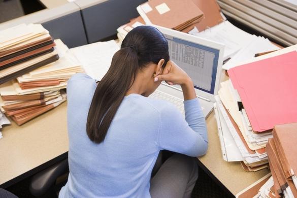 Fragilité physique liée au surmenage professionnel, le burn-out sera-t-il reconnu comme maladie professionnelle ? ©Phovoir