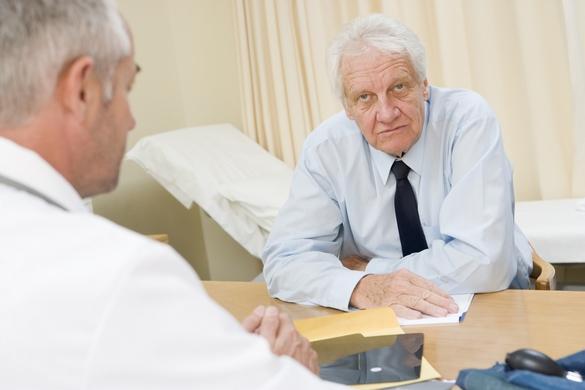 Et si la dépression était le premier symptôme de la maladie de Parkinson ? ©Phovoir