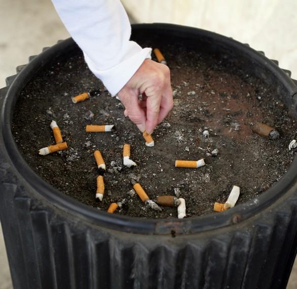 La nicotine ne serait pas la seule responsable de la dépendance au tabac. ©Phovoir