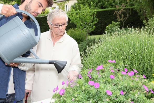 Les jardiniers amateurs doivent bien s'informer sur les pesticides utilisés ©Phovoir