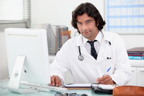La loi sur le renseignement pourrait mettre fin au secret médical. ©Phovoir
