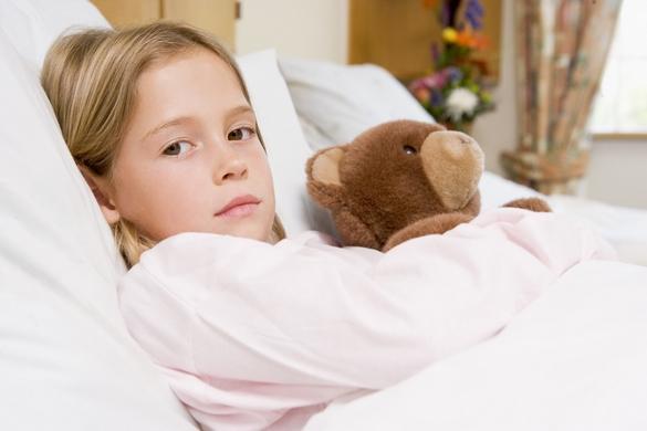 De plus en plus de petits français souffrent d'un diabète de type 1 ©Phovoir