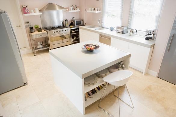 Pour limiter la prolifération de bactéries, soignez l'hygiène de votre cuisine ©Phovoir