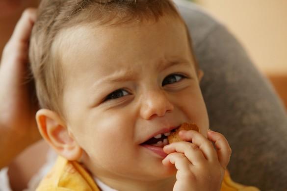 Ne pas négliger les dents de lait, sous prétexte qu'elles tomberont ! ©Phovoir
