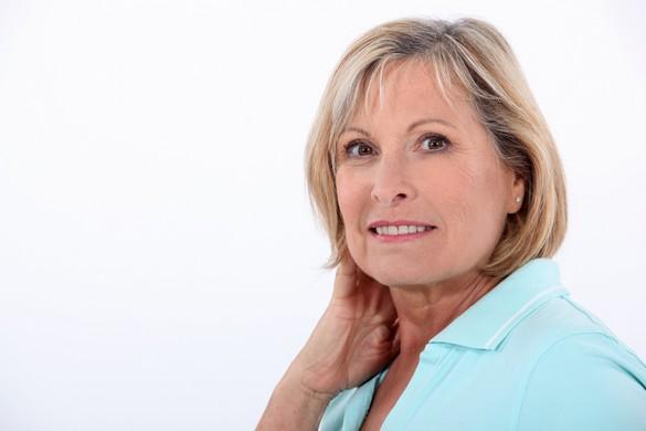 Une femme sur 1 000 suivant une THM pendant 5 ans développe un cancer de l'ovaire. ©Phovoir