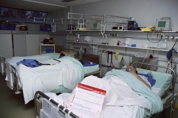 La grippe provoque de nombreuses complications nécessitant des hospitalisations ©Phovoir