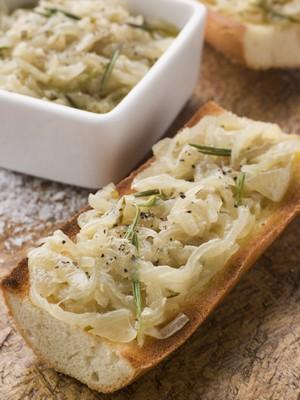 N'hésitez pas à préparer quelques tartines pour vos planches. ©Phovoir