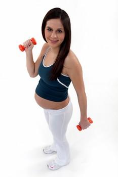 Le sport avant d'être enceinte limiterait le risque de douleurs pelviennes pendant la grossesse. ©Phovoir