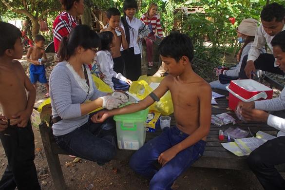 ©Arnaud Tarantola/Institut Pasteur du Cambodge