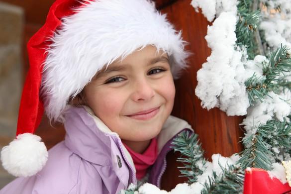 Les fêtes de fin d'année sont une période riche en émotions pour les plus jeunes. © Phovoir.
