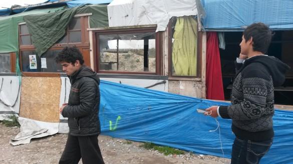 Calais – 7 octobre 2016 ©Destination Santé