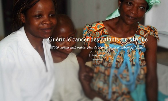 copie d'écran du site www.gfaop.org
