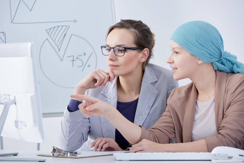 Cancer : faciliter le retour au travail