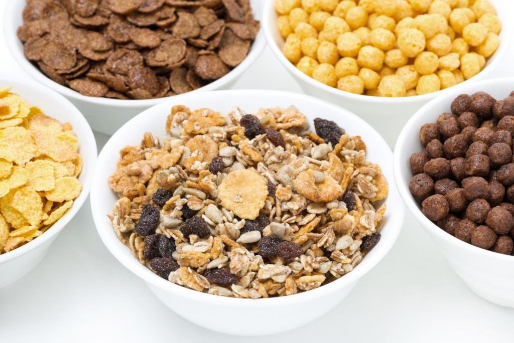 Quel est l'intérêt des céréales au petit déjeuner ?