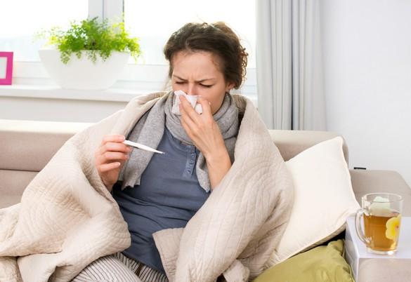 Grippe : avis aux parents dont les enfants sont malades