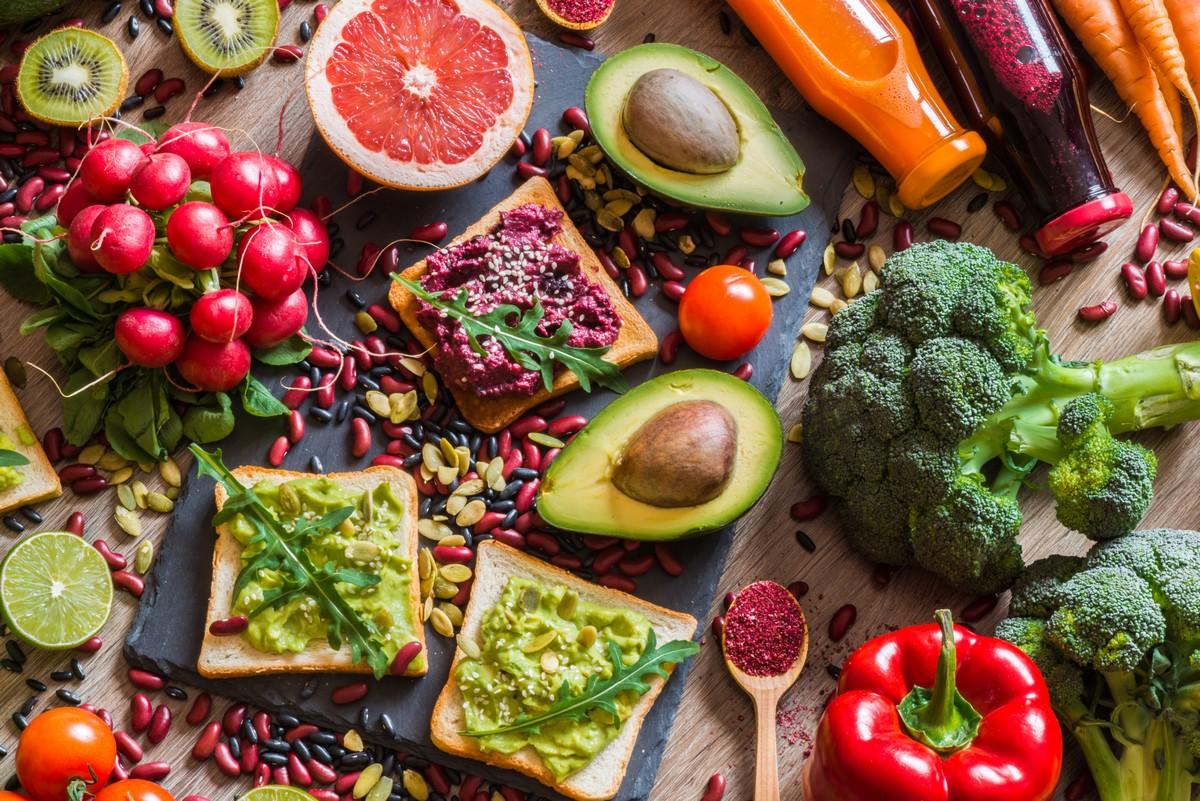 Menus santé : le régime vegan, bon au palais et pour la santé