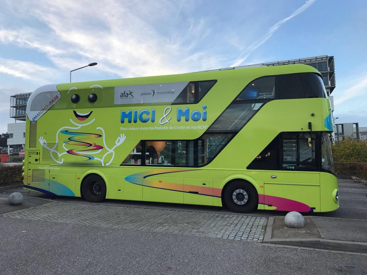 MICI : prenez le bus !