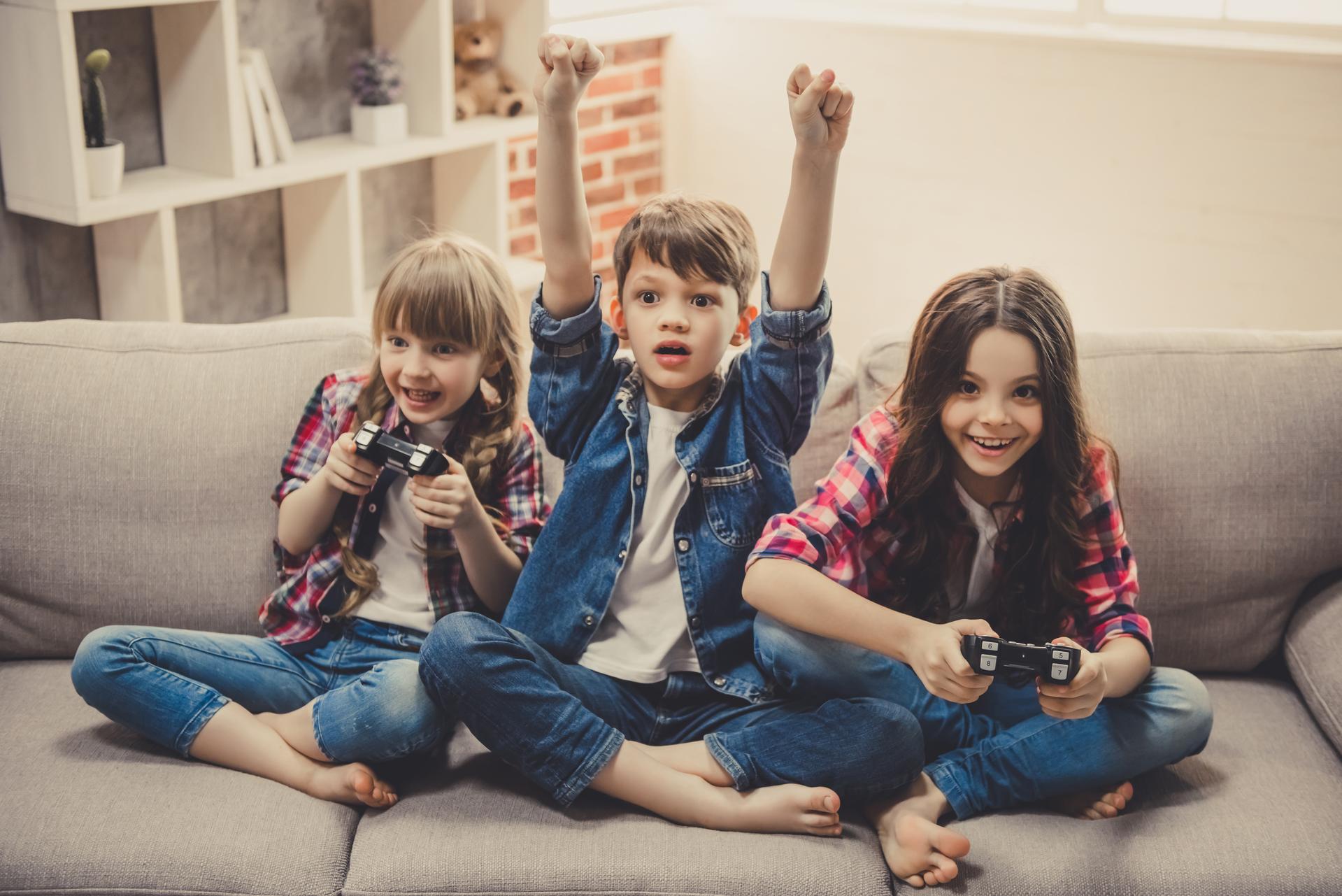 Enfants : les jeux vidéo contre la dépression? - Sud Ouest